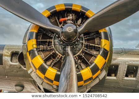 bomber airplane Stock photo © experimental