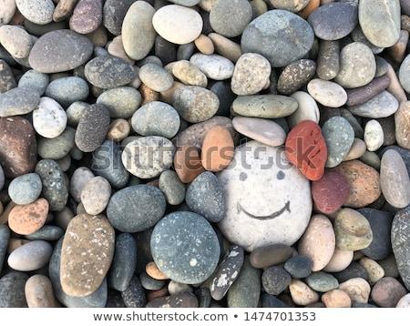 каменные белый назад природы темно материальных Сток-фото © prill