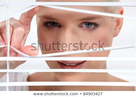 mujer · atractiva · jóvenes · mujer · oficina · gente · de · negocios · futuro - foto stock © photography33