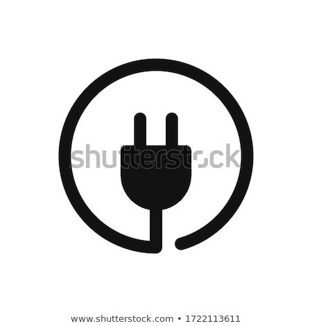 Power plug Stock photo © ruzanna