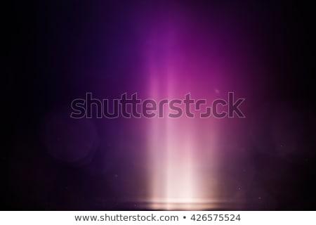 Stúdió fotó villanás fény nyaláb 3d illusztráció Stock fotó © nav