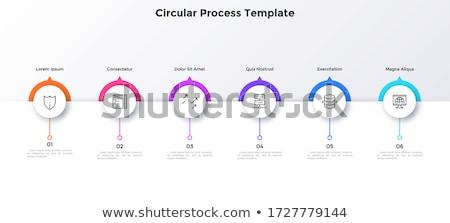 Round Chart stock photo © cteconsulting