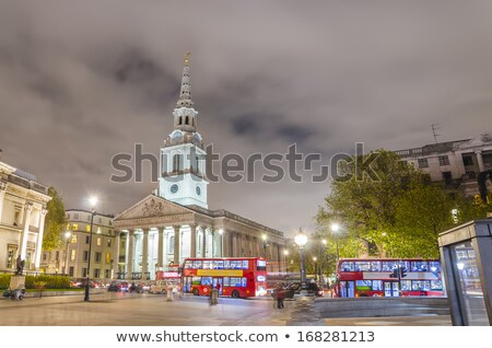 St Martin In The Fields Stock photo © Snapshot