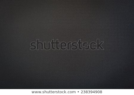 rounded carbon fiber texture stock photo © arenacreative