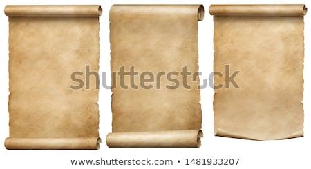 Antigo papiro madeira abstrato fundo vintage Foto stock © Zerbor