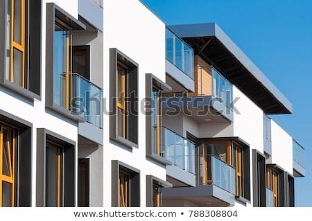 residential settlement Stock photo © ssuaphoto