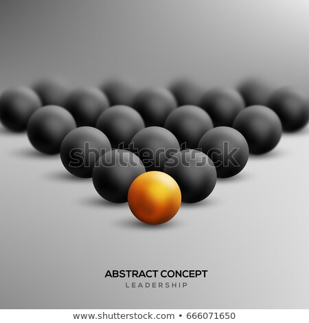vector individuality concept Stock photo © burakowski