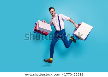 suspenders Stock photo © willeecole