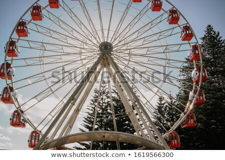 feriswheel stock photo © c-foto