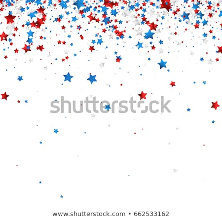 Vector background for 4th of July American independence day Stock photo © bharat