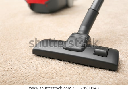 Vacuum Cleaning the New Carpet Stock photo © stevanovicigor