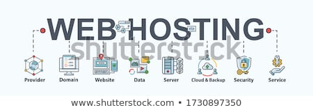 HTTP Service Stock photo © make