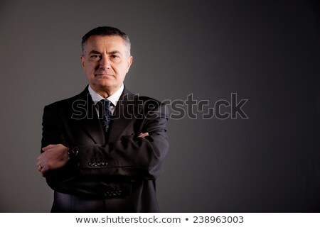 old man commitment to great success Stock photo © Giulio_Fornasar