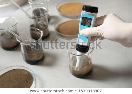 ph test stock photo © shawnhempel