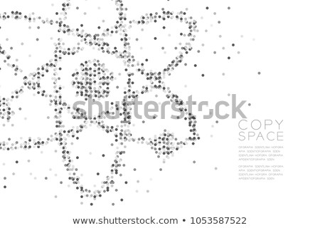 Nuclear power Abstract concept digital illustration Stock photo © kgtoh