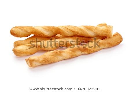 Puff Pastry Sticks Stock photo © zhekos