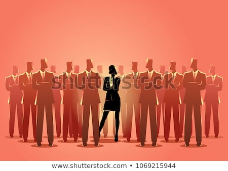 Employment Inequality Concept Stock photo © Lightsource