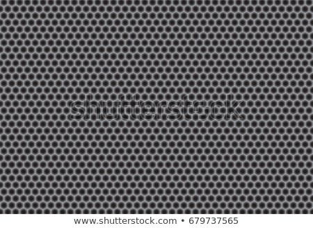 Minimalistic industrial metal pattern as background Stock photo © stevanovicigor