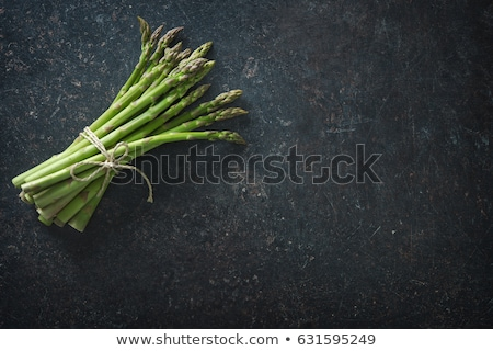 Fresche asparagi bianco alimentare verde vegetali Foto d'archivio © Digifoodstock