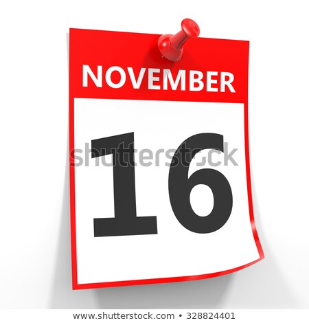 16th November Stock photo © Oakozhan
