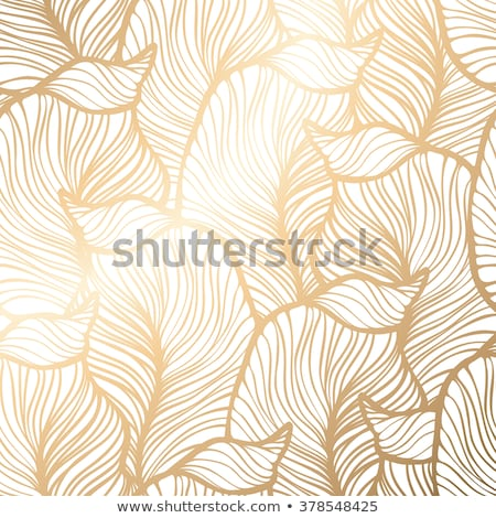 Stock fotó: Damask Seamless Floral Pattern Royal Wallpaper