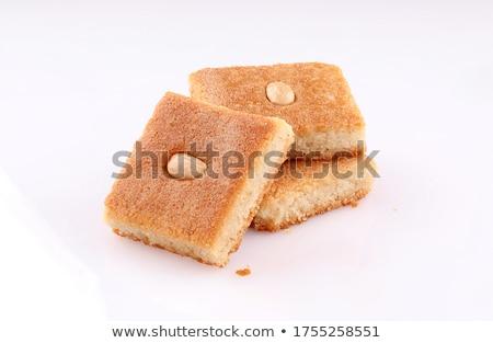 Arabes tarte sol boeuf gingembre remplissage Photo stock © joker