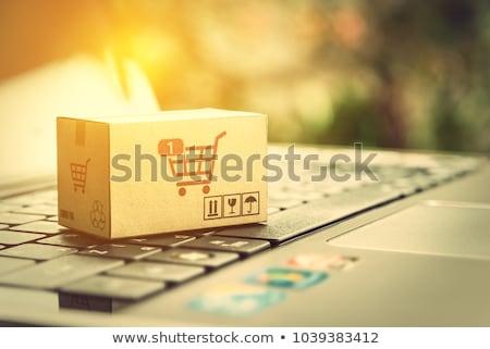 販売 インターネット eコマース シンボル ソーシャルメディア ストックフォト © Epitavi