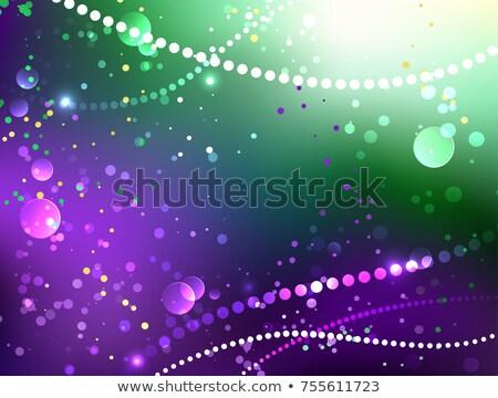 Abstract mardi gras background Stock photo © blackmoon979