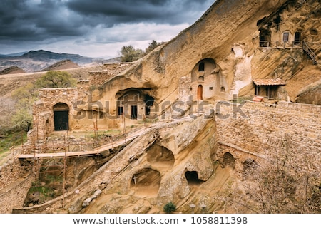 David Gareja monastery complex, Georgia Stock photo © borisb17