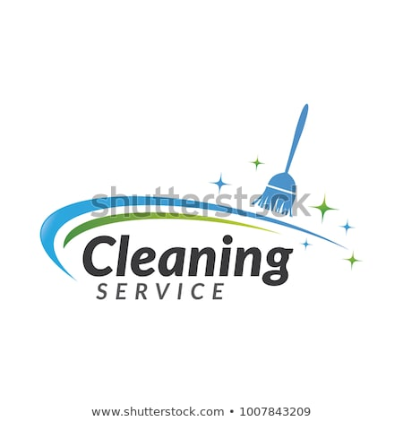 cleaning company icon set Stock photo © ayaxmr