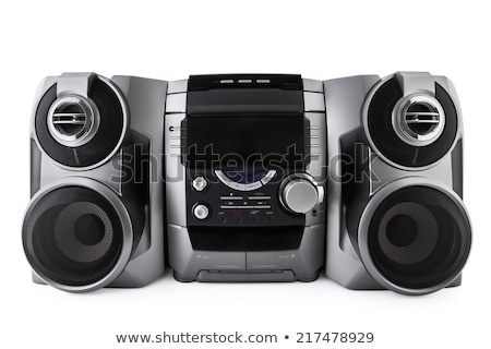 Surround Stereo System Stock photo © emirsimsek