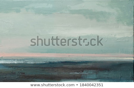 Tengeri kilátás égbolt tenger kő kint vízszintes Stock fotó © zzve