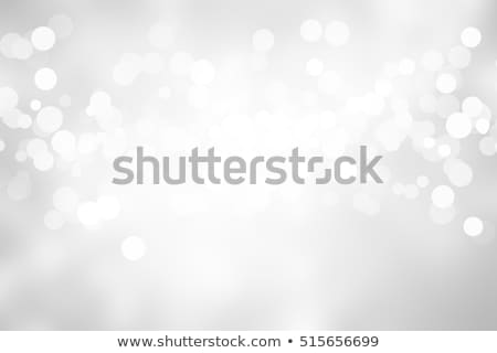 Blurred light  bokeh abstract gray background Stock photo © stoonn