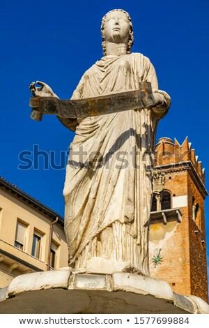 Fontana di Madonna in Verona Stock photo © manfredxy