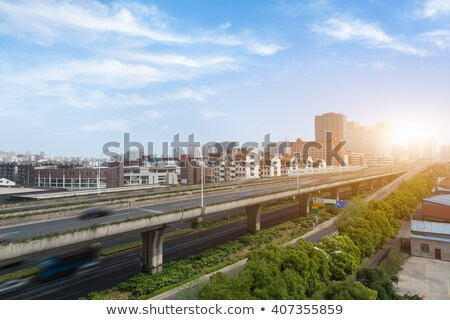 Motorway Overway Stock photo © rghenry