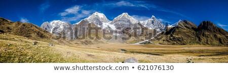 peruvian landscape stock photo © adrenalina