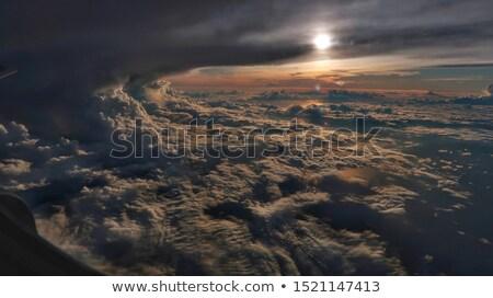 Fülöp-szigetek űr napfelkelte régió pálya 3d illusztráció Stock fotó © Harlekino