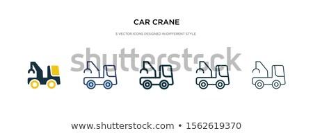 aanvragen · icon · verschillend · stijl · vector · symbool - stockfoto © sidmay