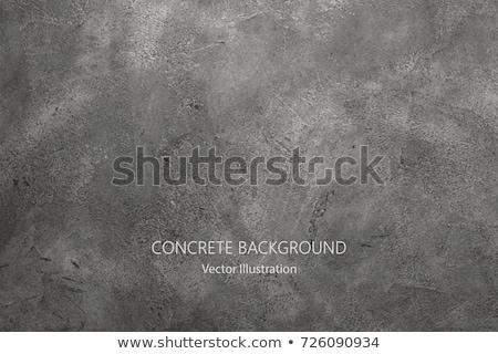 Concrete muro texture grigio abstract costruzione Foto d'archivio © ivo_13