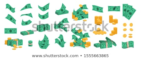 Pile Of Notes Stock photo © albund