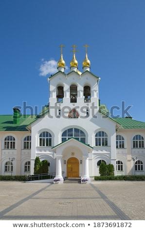 Old Golutvin Monastery, Kolomna, Russia Stock photo © borisb17