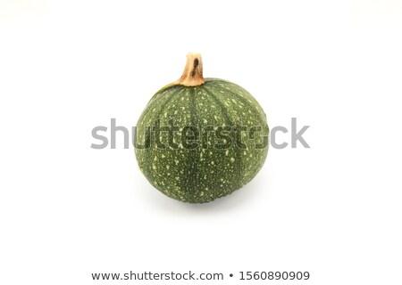 Pequeno verde pele decoração branco Foto stock © sarahdoow