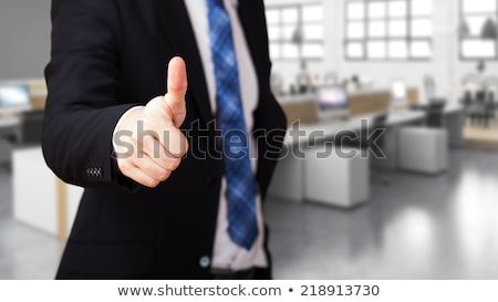 Provide good service in a computer support business Stock photo © johnkwan