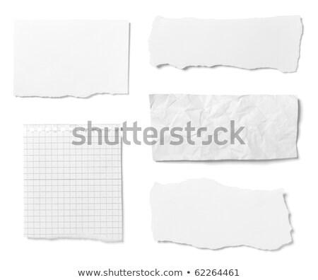 white paper coil Stock photo © prill