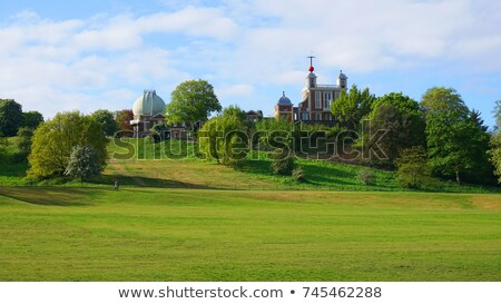 greenwich observatory Stock photo © tony4urban
