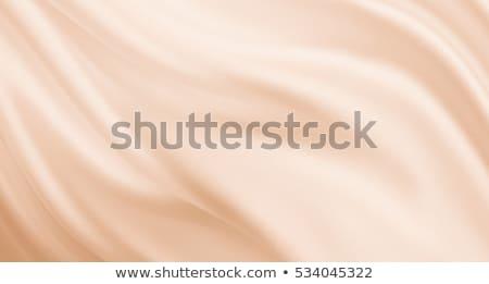 of the background fabric satin gold stock photo © yurkina