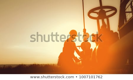 Petroleum Industry Stock photo © Lightsource