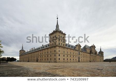 El Escorial, Madrid Stock photo © dinozzaver