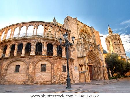 valencia cathedral stock photo © aladin66