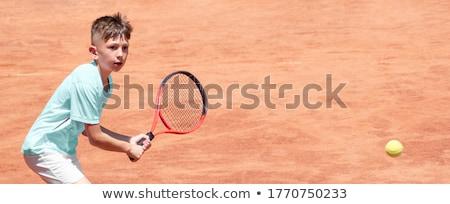 racquet Stock photo © Marfot